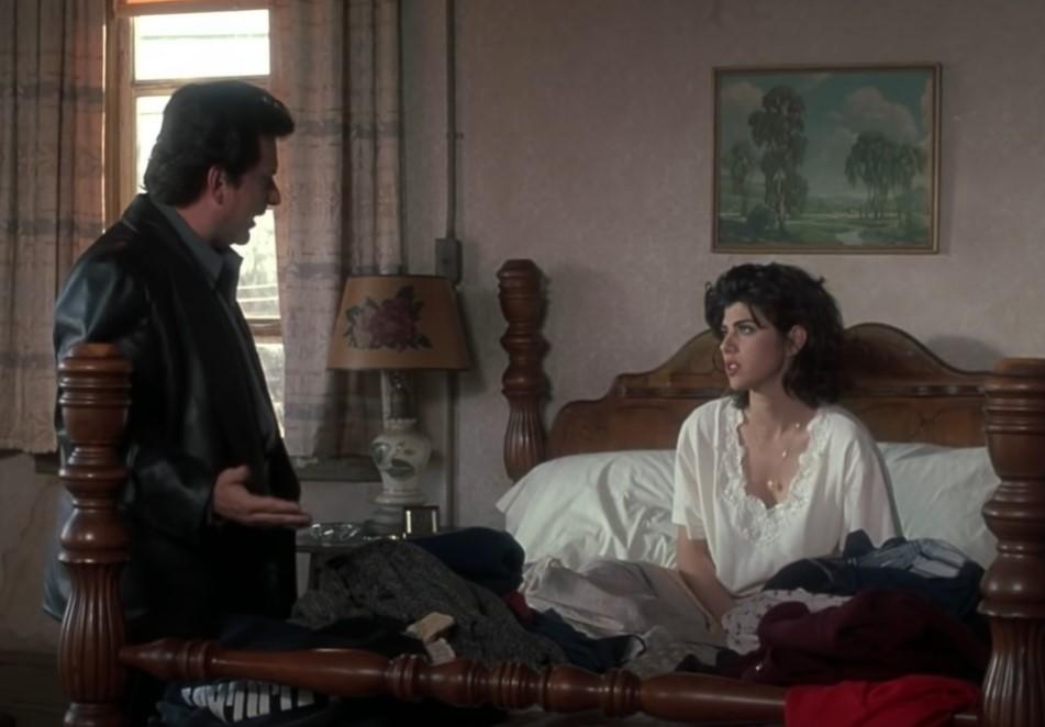 Marisa i Joe Pesci u filmu Moj rođak Vinnie