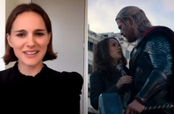 Natalie Portman se nabildala kako bi zamijenila Chrisa Hemswortha u ulozi Thora