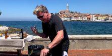 Gordon Ramsay promašio jednu važnu stvar o Hrvatskoj, Twitter se itekako zabavio