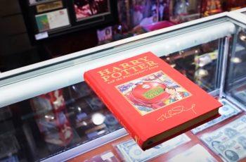 On se zove Harry Potter i prodaje rijedak primjerak Kamena Mudraca za 250 tisuća kuna