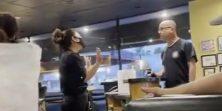 Agresivni antimasker prijetio u restoranu, ispraćen van - šakom u lice