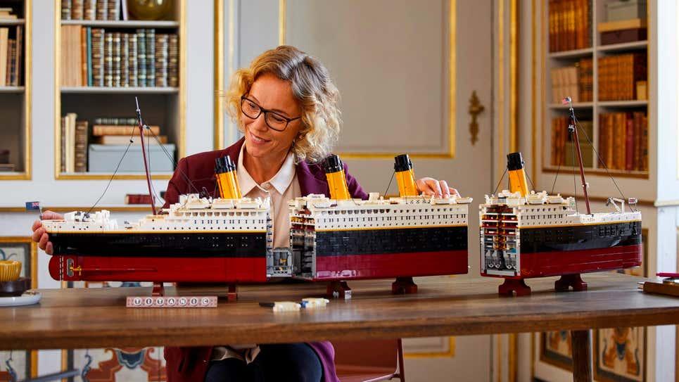 TITANIC LEGO 3