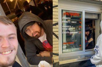 Eminem otvorio restoran najboljeg mogućeg imena